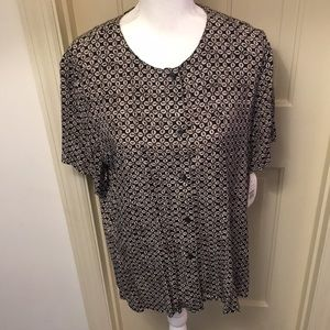 JH Collectibles Blouse NWT